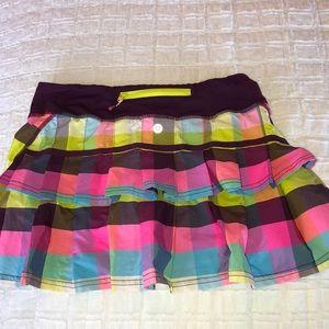 lululemon athletica Skirts - Lululemon running/tennis skirt